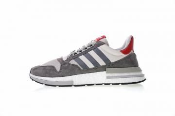 Adidas Originals ZX 500 Rm Boost Grey White Sneakers B42204