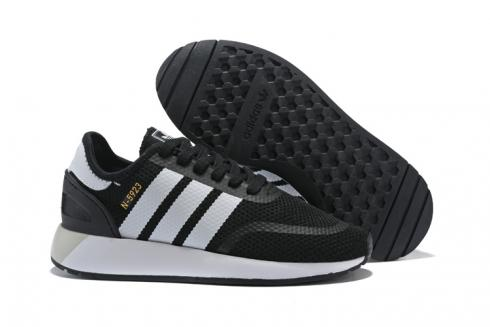 adidas Iniki Runner Black White CQ2337