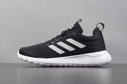 Adidas NEO Lite Racer CLN Running Shoes Black White B96567