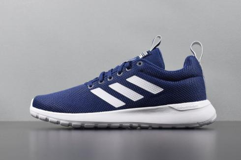 Adidas NEO Lite Racer CLN Running Shoes Blue White B96566
