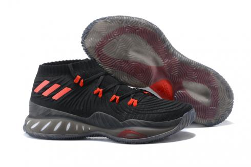 Adidas CRAZY EXPLOSIVE LOW 2017 PK Black Red