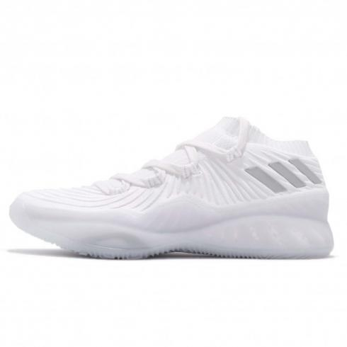 adidas Crazy Explosive Low 2017 Primeknit Crystal White Crywht Gretwo CQ0443