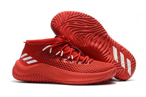 D Lillard Basketball Shoes Chinese Red