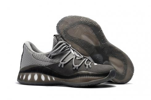 Adidas J Wall 3 Men Basketball Shoes Low Grey Black