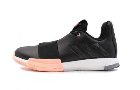 Adidas Harden Vol 3 Black White Pink EE3956