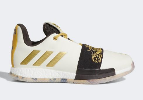 Adidas Harden Vol 3 Wanted Basketball Sneakers