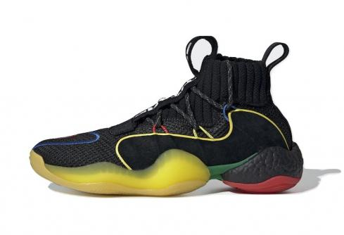Pharrell x adidas Crazy BYW X Gratitude Empathy Black Multi Color G27805