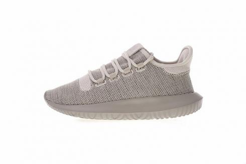 Adidas Tubular Shadow Knit Athletic Sneaker Clear Brown BB8824