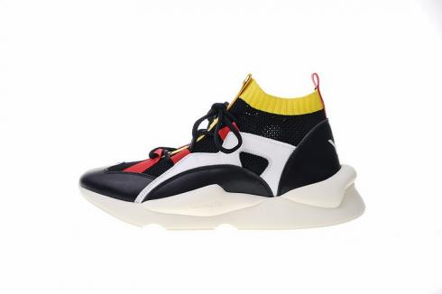 Adidas Y-3 Qasa x Kaiwa Chunky Black Yellow Red White AC7288
