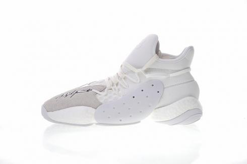 Adidas Y3 x James Harden BYW Bball White Cream B43875
