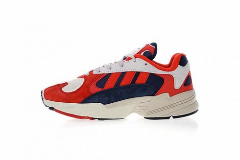 Adidas Yung 1 Navy Red White Sneakers B37615