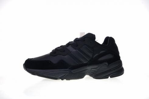 Adidas Originals Yung 96 Triple Black F35019