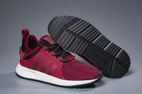 Adidas x PLR NMD Men Running Shoes Wine Red BZ0674