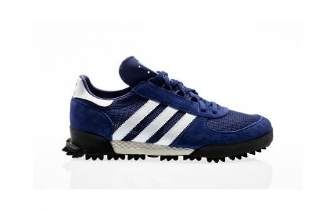 Adidas Originals Marathon TR Mystery Blue Chalk White Core Black B37443