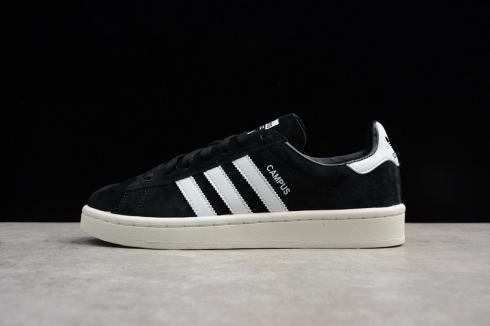 Adidas Originals Campus Black White Shoes BZ0084