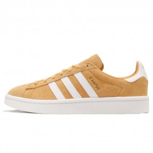 adidas WMNS Campus Chalk Orange Ftwr White Crystal AQ1071