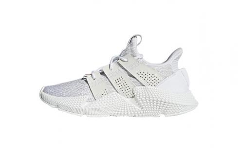 Adidas Originals Prophere Running Casual Shoes Triple White CQ2542