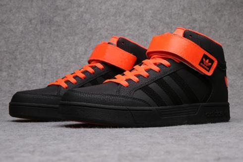 Adidas Originals SB Shoes Black Orange