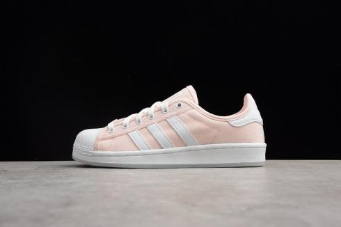Adidas Originals Superstar Rize W Pink White Shoes Trainers S82574