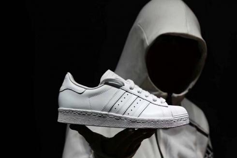 Adidas SuperStar Boost SB Shoes White All