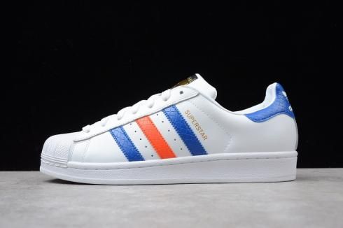 Adidas Superstar White East River Rivalry Casual Shoes B34310