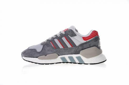Adidas Originals EQT ZX500 Boost Dark Gray Red White G26886