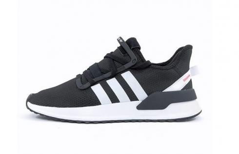 Adidas Originals U Path Run Shoes Core Black White G27639