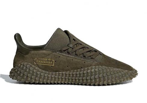 Neighborhood x adidas Kamanda Olive B37340