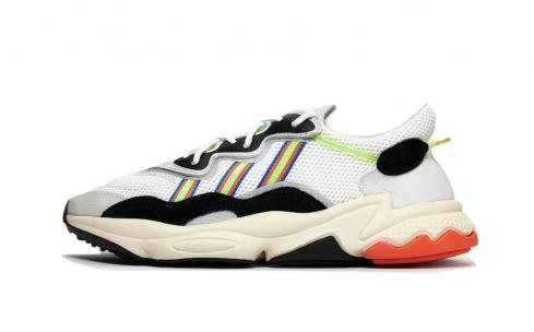 adidas Consortium Ozweego Era Pack Footwear White Scream Green EF9627