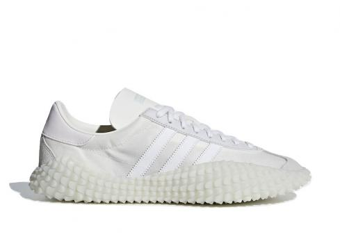 adidas Country x Kamanda Never Made Triple White G27825