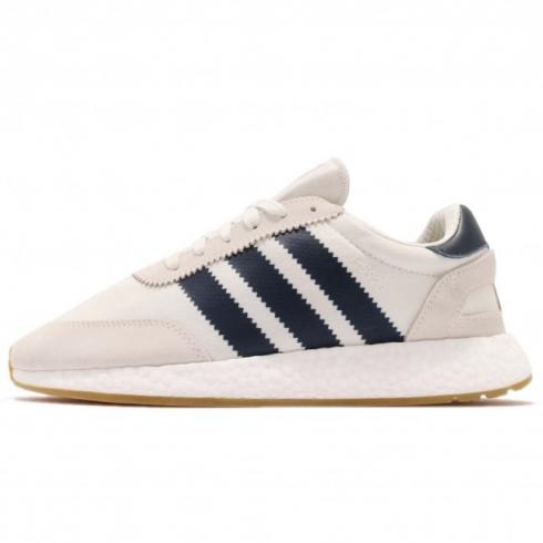 adidas I-5923 White Core Navy Whitin Gum B37947