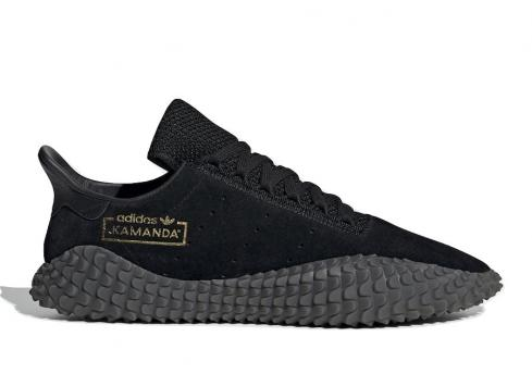 adidas Kamanda Triple Black Core Carbon BD7903