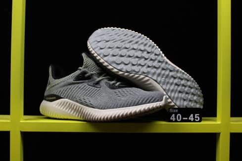 Adidas Alphabounce 330 Grey White New
