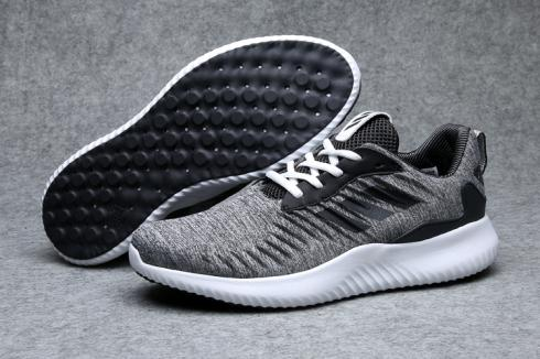 Adidas Alphabounce 6S 330 Wine Deep Grey White