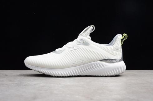 Kolor x adidas Consortium Alphabounce 1 One White Grey Men Running Shoes CQ0302