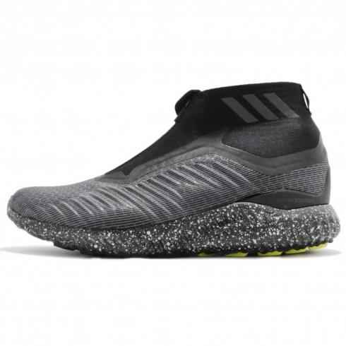 adidas AlphaBounce Zip Black White