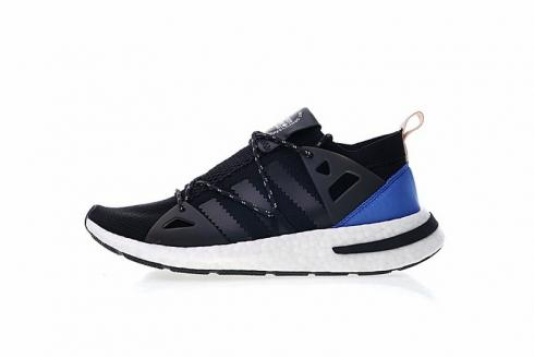 Adidas Originals Arkyn Core Black Blue Running Shoes CQ2749