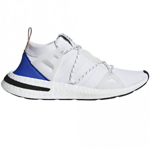 Adidas Originals Arkyn Runner White Ash Pearl Nylon Running Shoes CQ2748