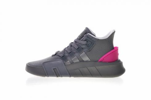 Adidas EQT Bask ADV Grey Four White Shock Pink B42010
