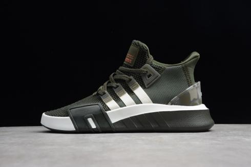 Adidas EQT Basket ADV Black Night Cargo White B37518