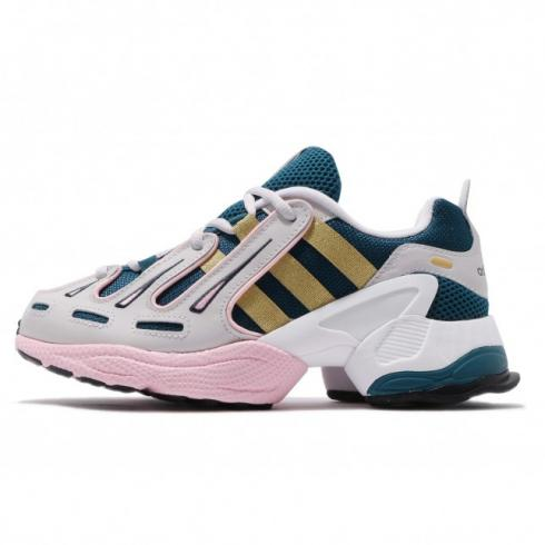 adidas WMNS EQT Gazelle Tech Mineral Gold Metallic True Pink EE5149