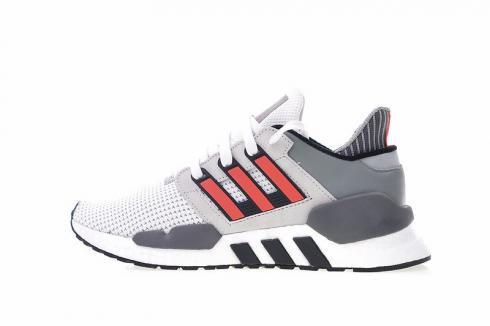 Adidas EQT Support 91 18 Footwear White Red Grey Two B37521