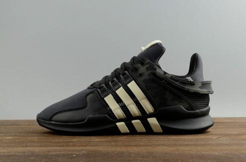 Adidas EQT Support ADV Equipment Shoes Core Black White BY2598
