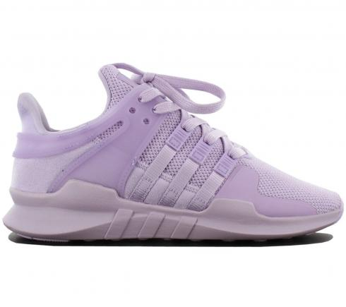 Adidas EQT Support ADV Running Shoes Purple Glow BY9109