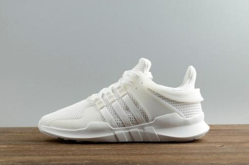 Adidas EQT Support ADV Running Shoes Triple White BA8322