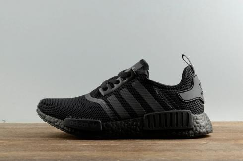 Adidas NMD R1 Boost Authentic Triple Black BB2452