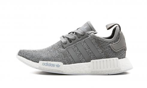 Adidas NMD R1 Trainers CH Solid Grey Footwear White S76907
