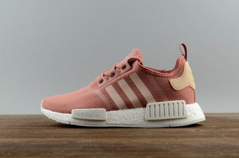 Adidas NMD R1 W Raw Pink Rose Salmon Peach S76006