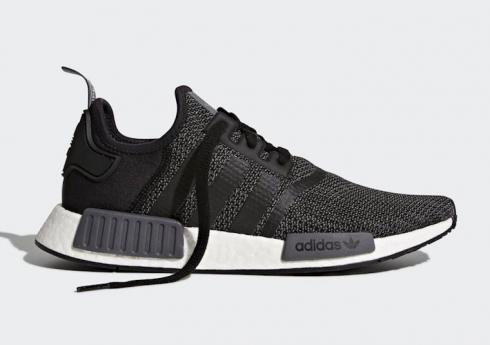 adidas NMD R1 Carbon Core Black Footwear White B79758