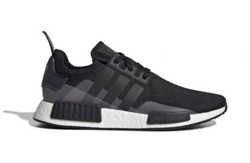 adidas NMD R1 Outdoor Pack Core Black Vapour Pink EE5082